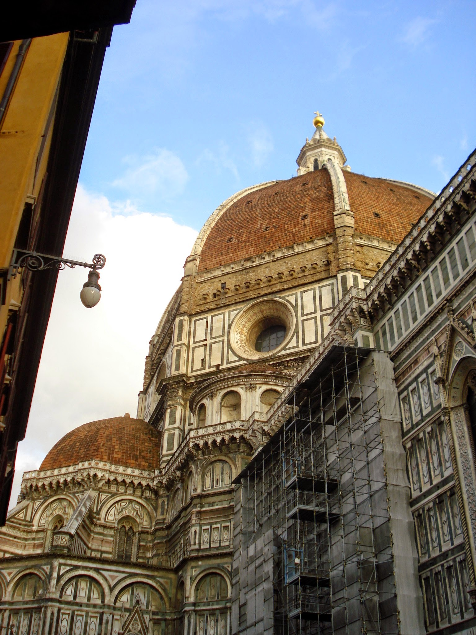 duomo in Florence, Italy during our 2010 adventure. ouritalianjourney.com