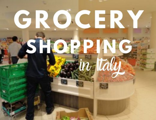 Grocery Shopping in Italy, what you need to know, https://ouritalianjourney.com/grocery-shopping-italy