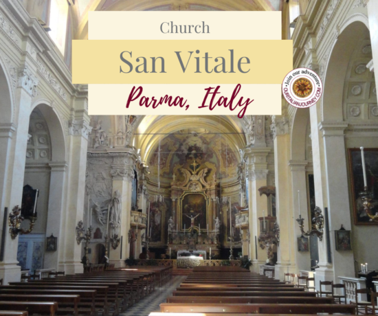 Beautiful church in Parma, Italy. https://ouritalianjourney.com/church-san-vitale-parma
