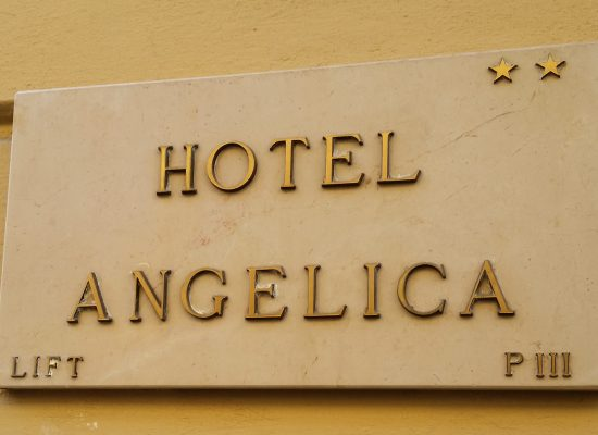 Hotel Angelica, Florence, Italy