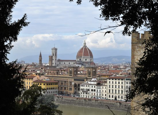 Piazza Michelangelo, florence, Italy; ouritalianjourney.com