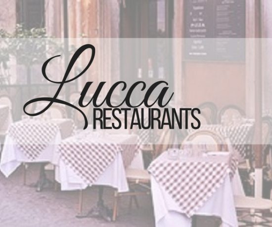 Lucca restaurants - ouritalianjourney.com