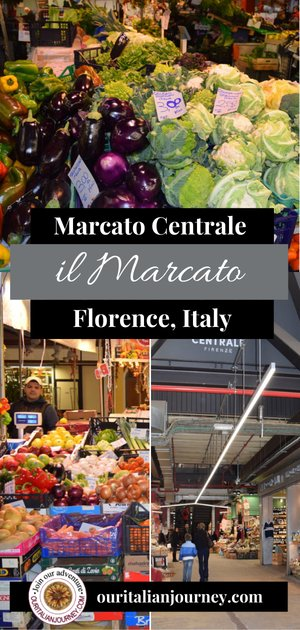 il Mercato Centrale in Florence, Italy is amazing and a unique dining experience. Food and everything can be found here. ouritalianjourney.com