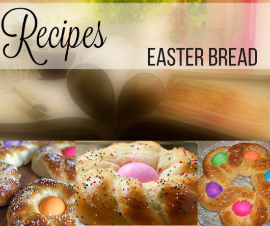 Easter Bread, ouritalianjourney.com