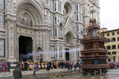 Easter in Florence, Italy