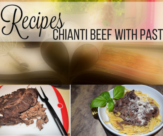 Chianti beef with pasta; ouritalianjourney.com
