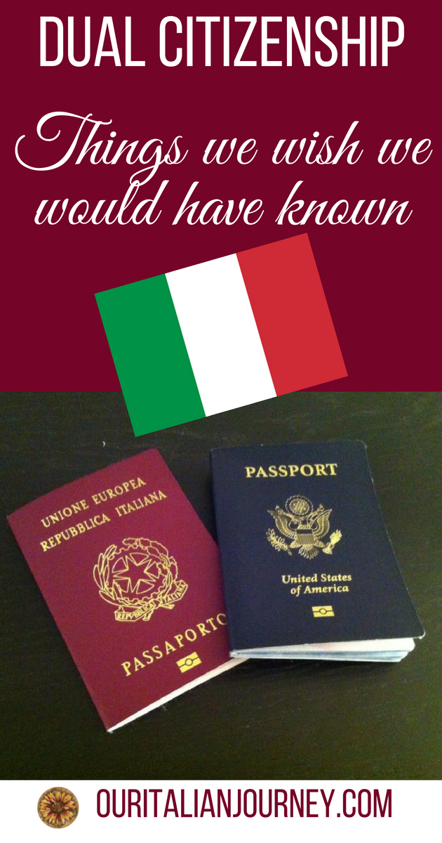 Wish We Had Known for Italian Citizenship | Our Italian Journey