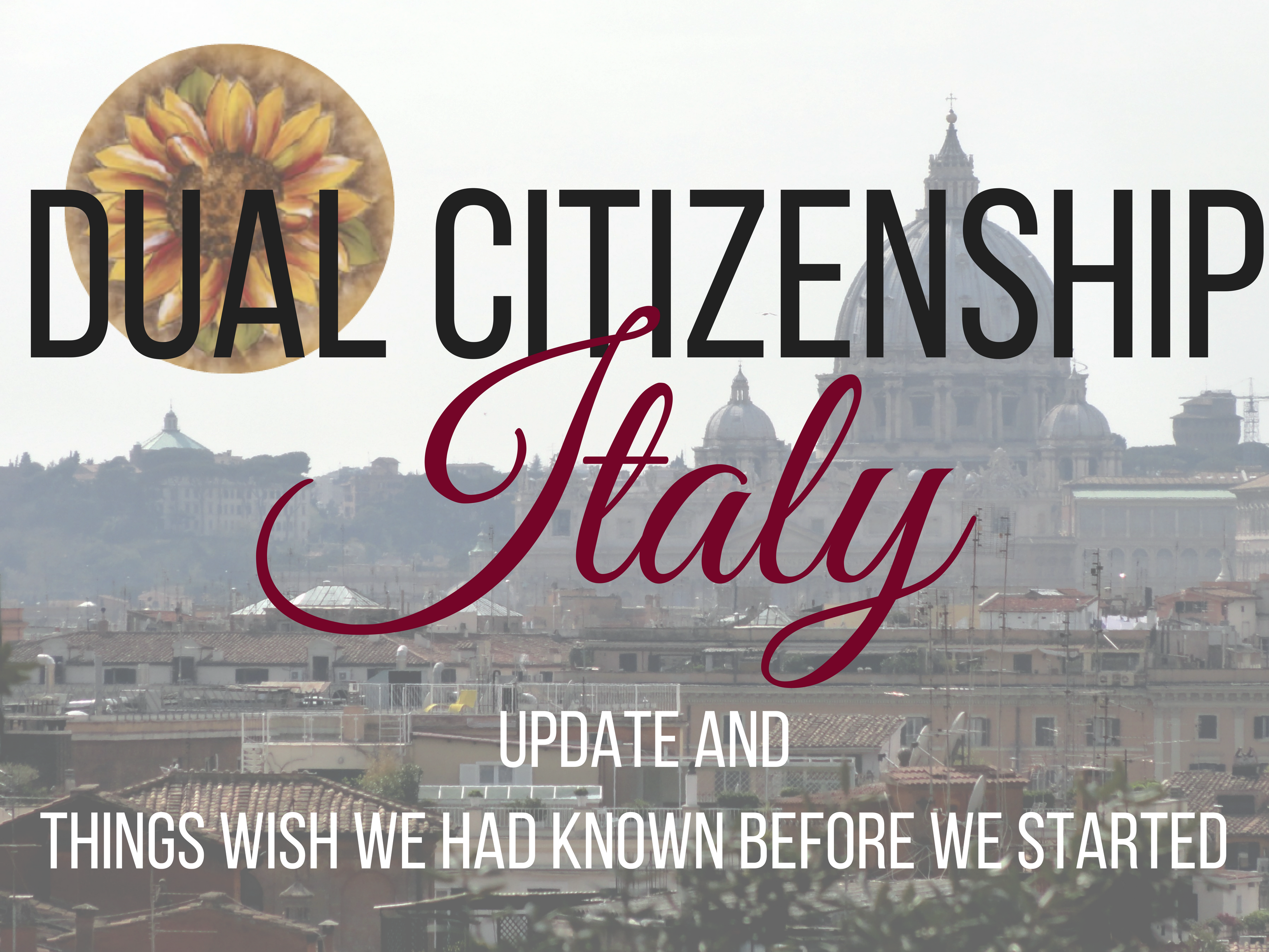 dual citizenship, ouritalianjourney.com