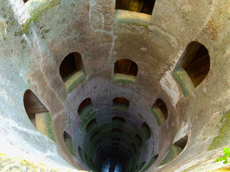 St. Patrick's Well, Discover the old Etruscan city and its hidden treasures in Orvieto, ouritalianjourney.com