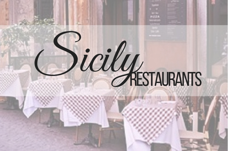Restaurant recommendations in Sicily by ouritaianjourney.com