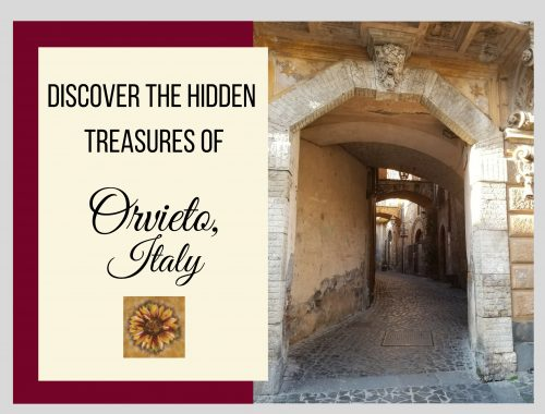 Discover the hidden treasures of Orvieto, Italy, ouritalianjourney.com