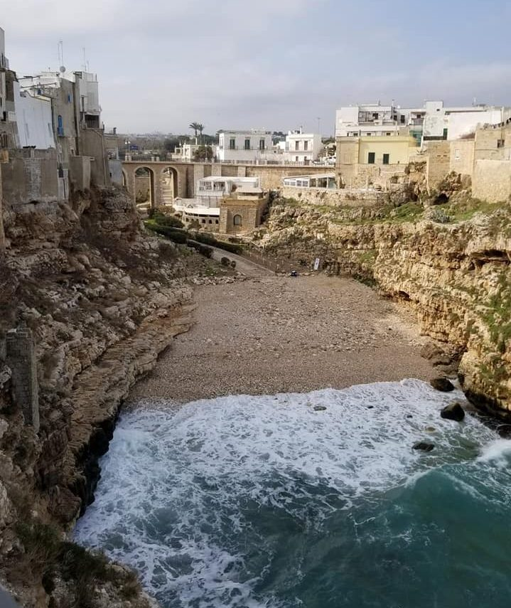 months 3 & 4, our one-year journey, Polignano, Italy, ouritalianjourney.com