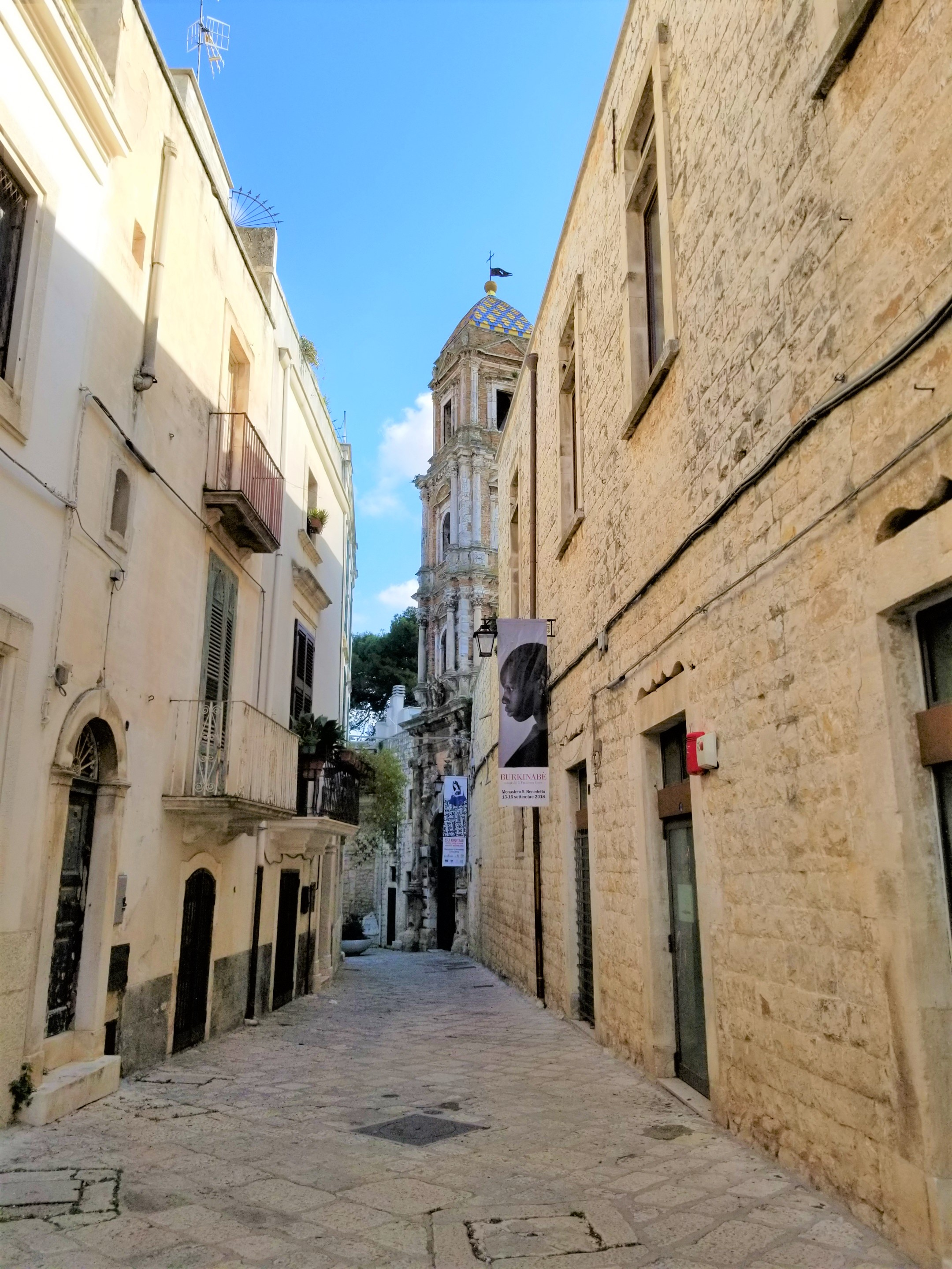 Conversano, Italy in Puglia region is beautiful. Join our journey at ouritalianjourney.com