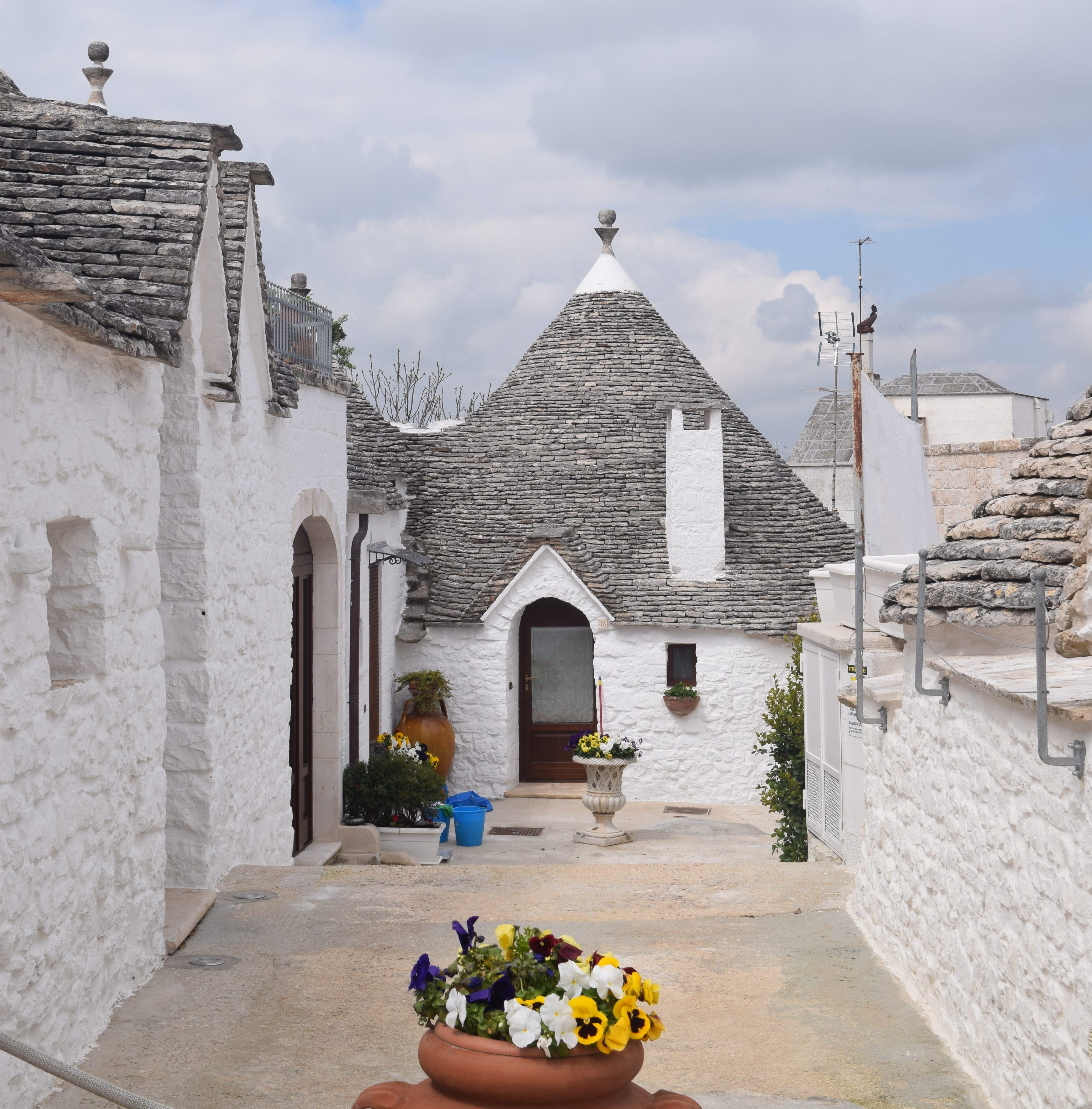 Alberobello, Italy is such an amazing place. A UNESCO World Heritage site and a must see when visiting Puglia. ouritalianjourney.com