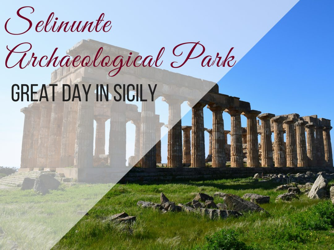Selinunte Archaeological Park in Sicily, ouritalianjourney.com