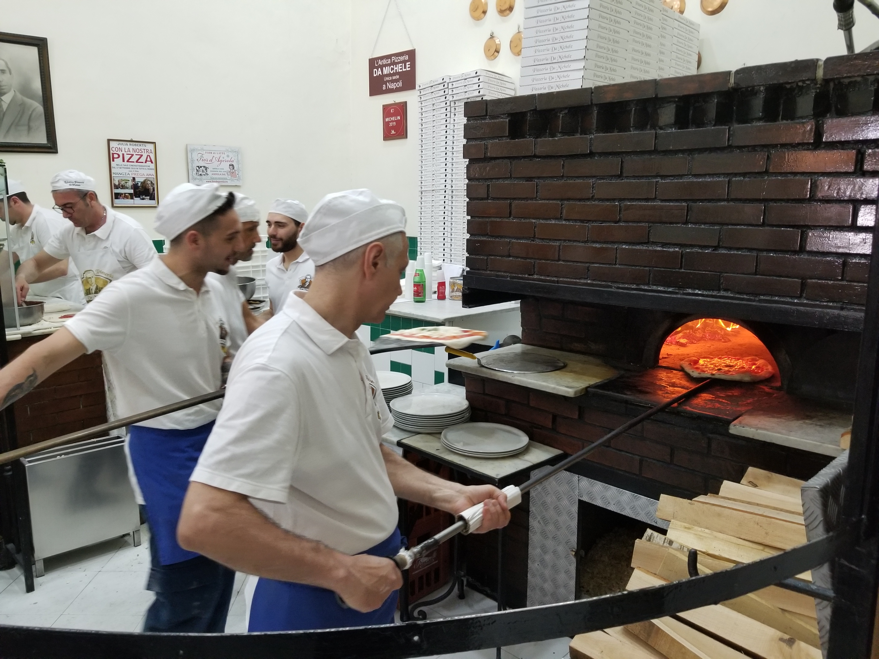 Best pizza in the world can be found in Naples, Italy. Our recommendations for pizza from ouritalianjourney.com, https://ouritalianjourney.com/best-pizza-in-world-naples/