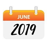 June 2019 for ouritalianjourney through Italy