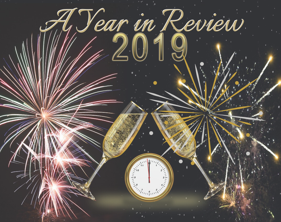 A special year in review for 2019 for our italian journey
