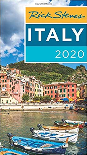 Rick Steves Italy 2020 travel book. Everything you need to know about traveling in Italy. ouritalianjourney.com
