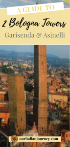 Visit the Bologna towers and climb to the top. https://ouritalianjourney.com/2-towers-garisenda-and-asinelli-bologna