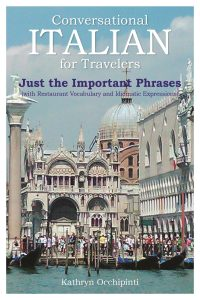 Italian phrase pocket size book