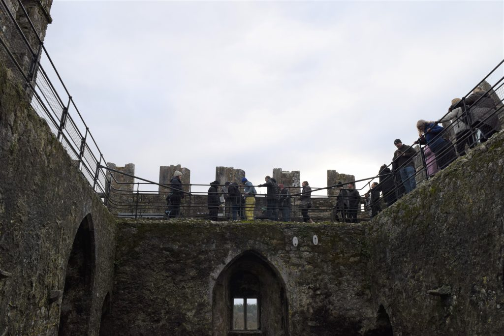 Blarney stone and castle in Cork, Ireland; what you need to know and a little history. ouritlianjourney.com; https://ouritalianjourney.com/blarney-stone-and-castle