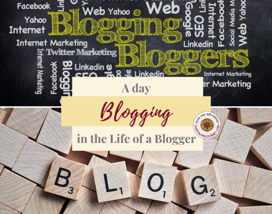 How to earn money blogging, the daily life of a blogger career, https://ouritalianjourney.com/blogging-daily-life-income-blogger