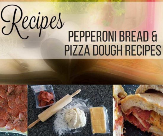 Easy and delicious pepperoni bread roll. ouritalianjourney.com