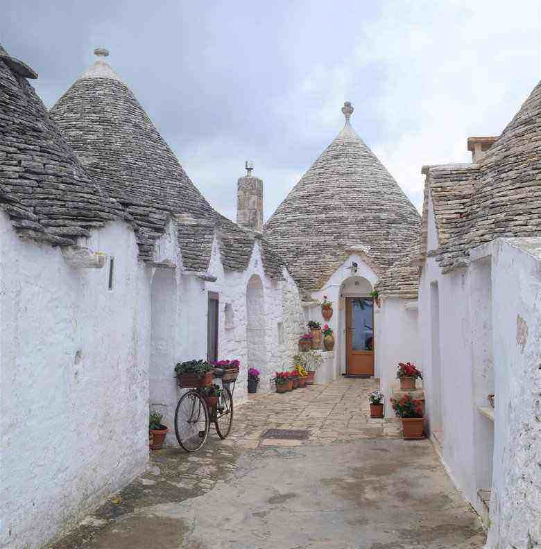 The Trulli doors in Alberobello, Puglia, Italy are a sight to behold. UNESCO, unique. ouritalianjourney.com