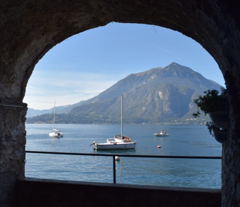 Views from Verenna on Lake Como, Italy Beautiful lake. ouritalianjourney.com