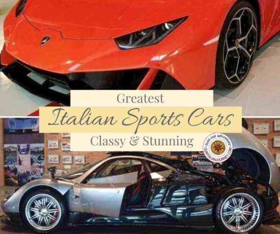 Classy & stunning iconic Italian sports cars. Lamborghani, Pagani, Masarati and more. ouritalianjourney.com