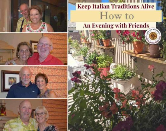 How to keep Italian traditions alive in a modern world. ouritalianjourney.com