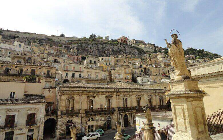 Old Modica, Sicily: Discover the beauty and our funny true story. ouritalianjourney.com
