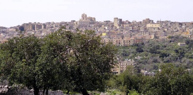 View of Modica, Sicily: Discover the beauty and our funny true story. ouritalianjourney.com