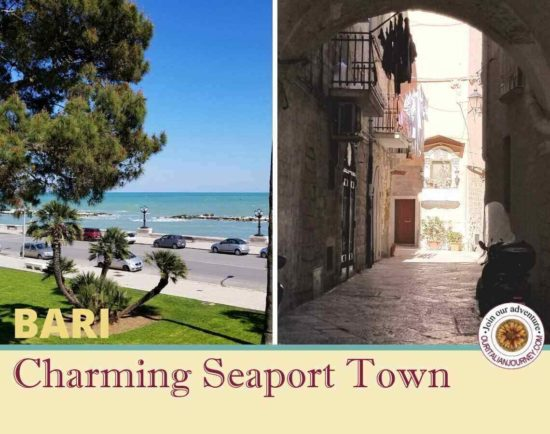 Bari, Charming Seaport Town, ouritalianjourney.com