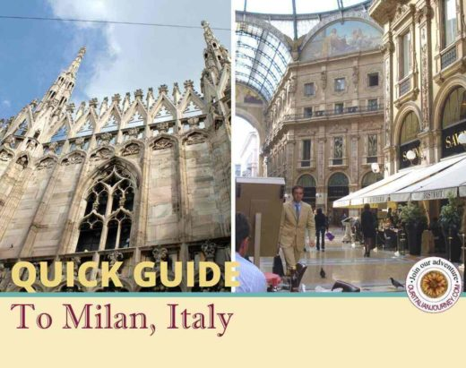 Quick Guide to Milan, Italy, ouritalianjourney.com