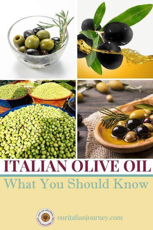 Italian Olive Oil - What You Should Know, ouritalianjourney.com