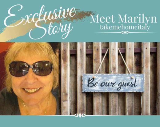 Meet Marilyn Ricci, ouritalianjourney.com