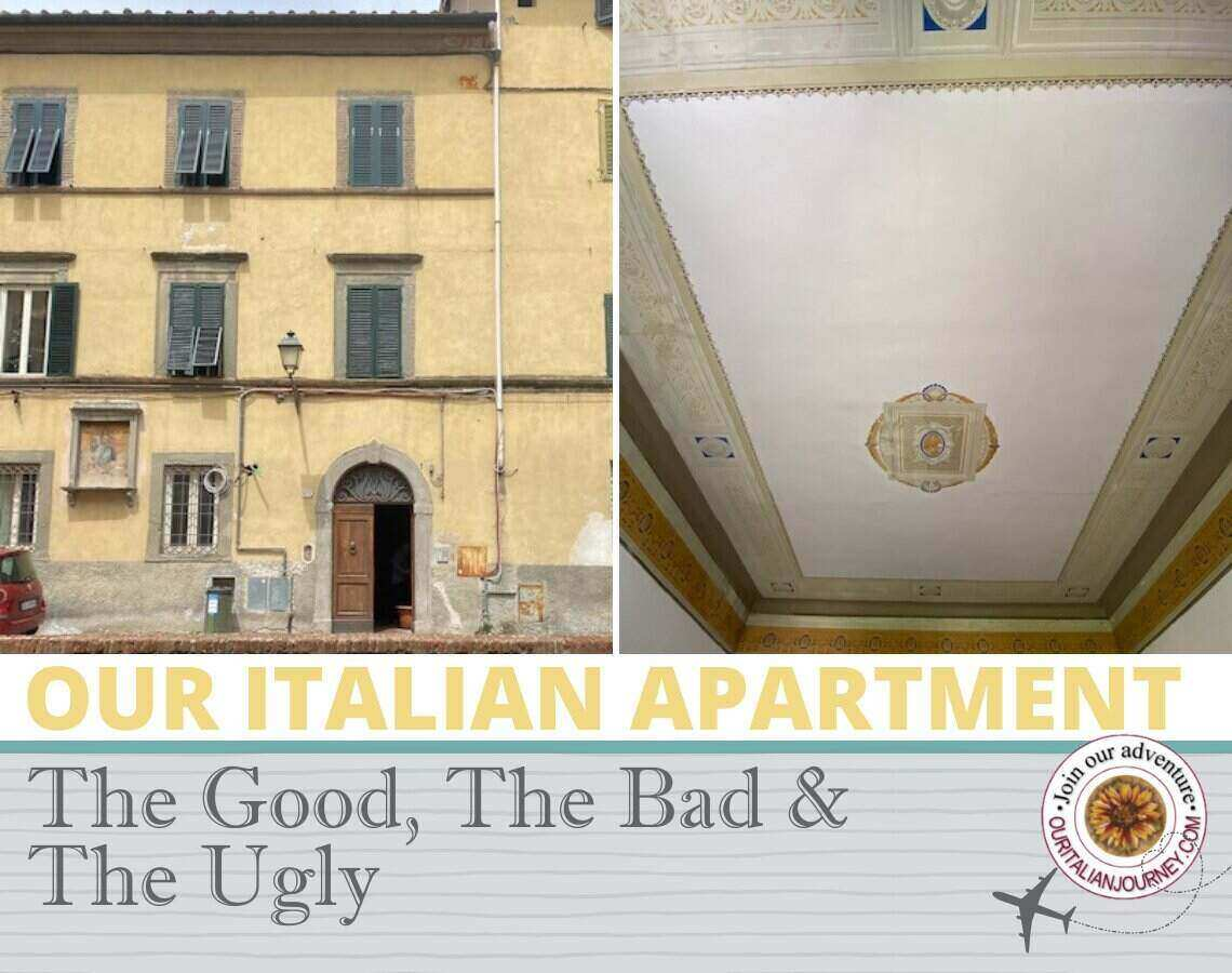 Our Italian Apartment - Things to Know - ouritalianjourney.com