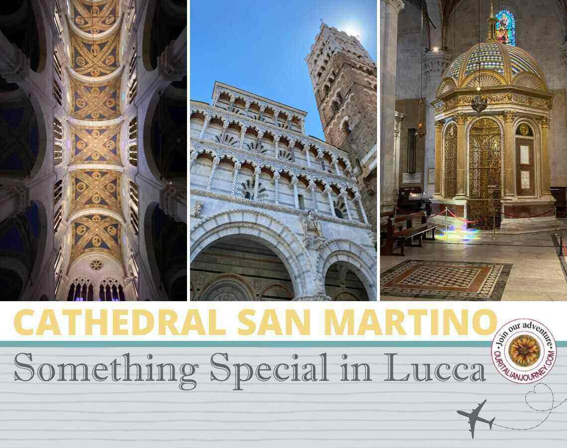 Cathedral San Martino in Lucca - something special - ouritalianjourney.com