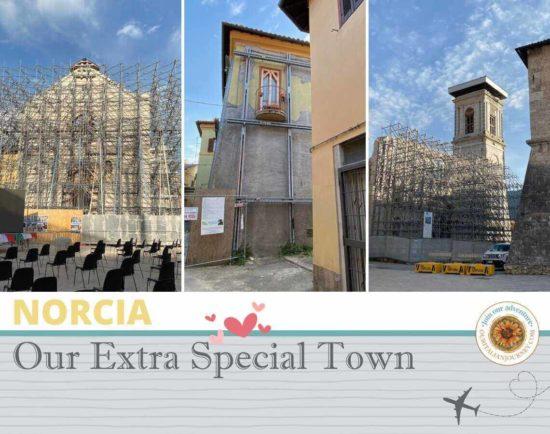 Norcia - Our Special Town, Find out Why - ouritalianjourney.com